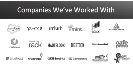 companies we've worked with