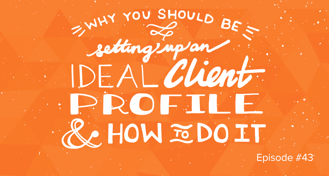 ideal client profile