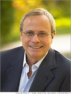 Hey everyone, today's interview is with <b>David Allen</b>, author of Getting ... - david_allen