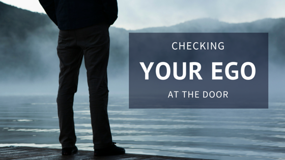 GB 108 - checking your ego at the door