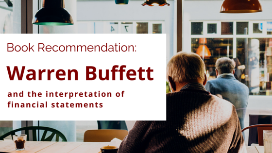GB 110 - Book recommendation warren buffett and the interpretation of financial statements