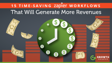 15 Time Saving Zapier Workflows That Will Generate More Revenues
