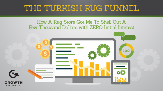 The Turkish Rug Funnel