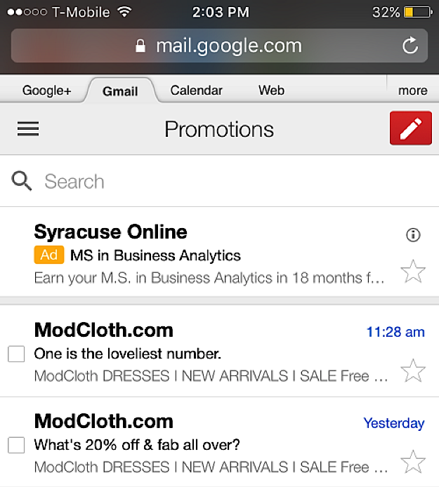 How to Drive ROI Using Gmail Sponsored Promotions