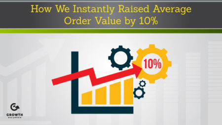 How We Instantly Raised Average Order Value by 10%