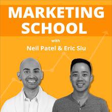 Marketing School Neil Patel and Eric Siu