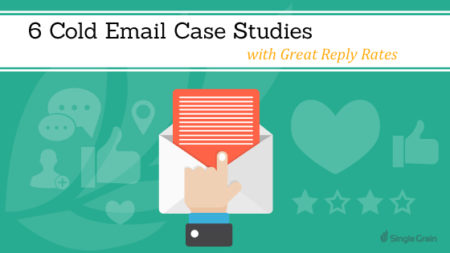 6 Cold Email Case Studies with Great Reply Rates