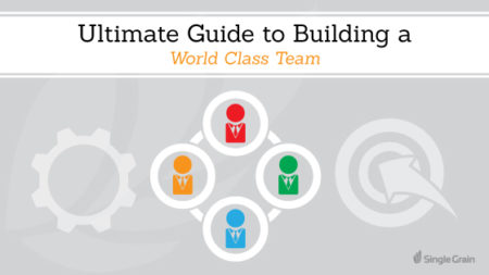 Ultimate Guide to Building a World Class Team