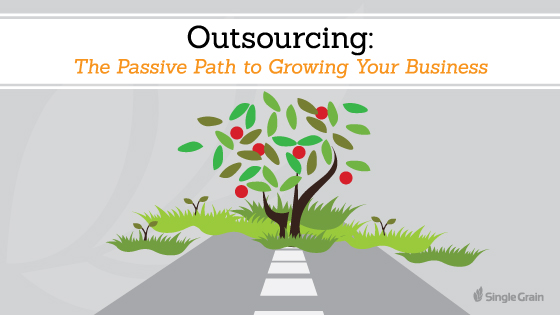 GE - Outsourcing The Passive Path to Growing Your Business