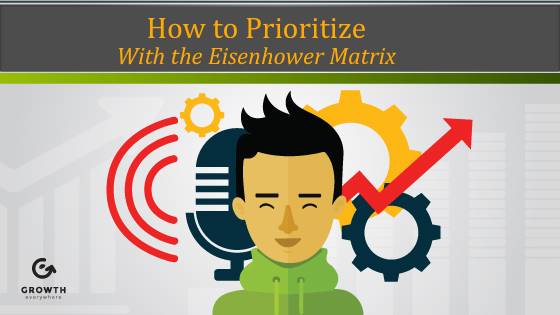 How to Prioritize with the Eisenhower Matrix