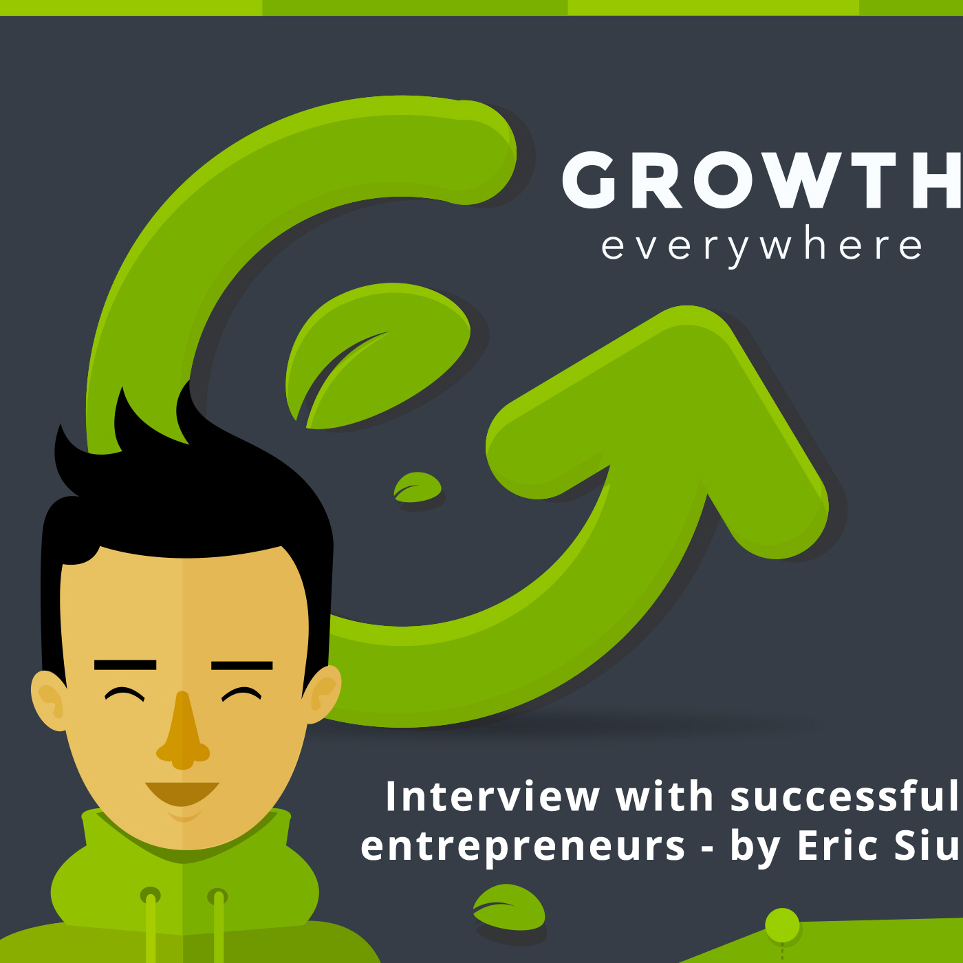 Growth Everywhere | Learn Business and Personal Growth Tips From Successful Entrepreneurs
