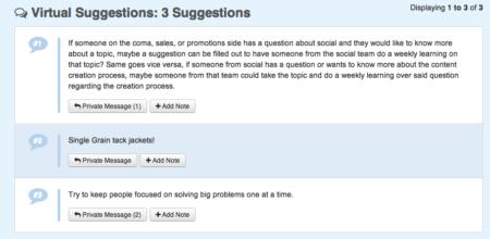 virtual-suggestion-box