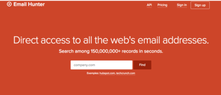 emailhunter