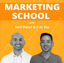 Marketing School Neil Patel and Eric Siu