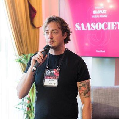 Alex Theuma SaaStock